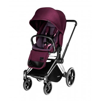 Priam with Lux Seat - Baby Stroller - Grape Juice