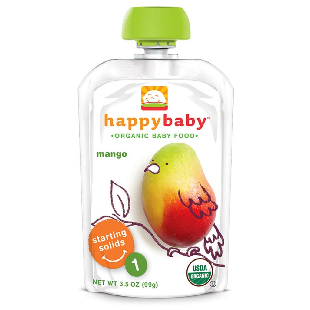 how to cook mango for baby food