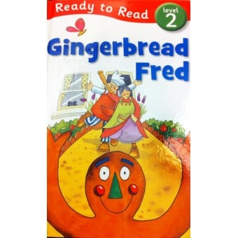 Ready to Read - Gingerbread Fred